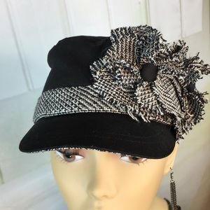 Old Country Road Accessories - Old Country Road Black Cap